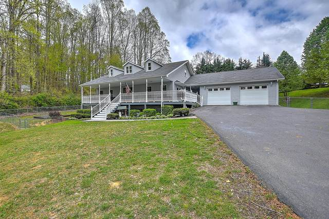 16260 Rust Hollow Road, Abingdon, VA 24210 (MLS #9921361) :: Tim Stout Group Tri-Cities
