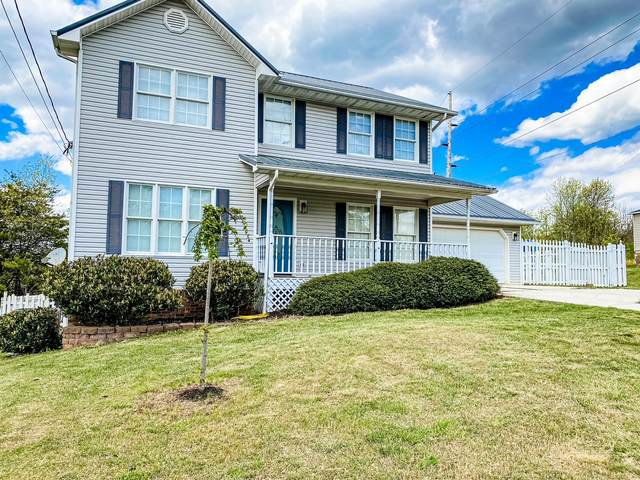 1136 Faye Street, Kingsport, TN 37660 (MLS #9921365) :: Tim Stout Group Tri-Cities