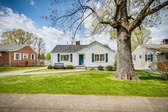 1840 Oakwood Drive, Kingsport, TN 37664 (MLS #9921377) :: Conservus Real Estate Group