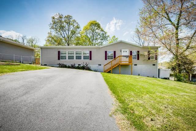 1154 Ridgecrest Avenue, Kingsport, TN 37665 (MLS #9921395) :: Conservus Real Estate Group