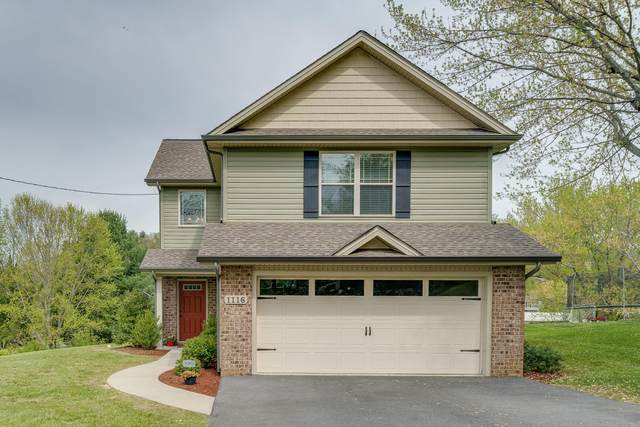 1116 Cherry Ridge Drive, Jonesborough, TN 37659 (MLS #9921497) :: Red Door Agency, LLC