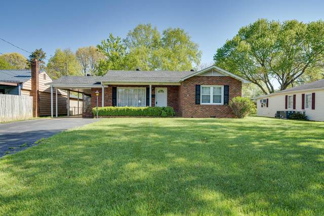 2320 Princeton Lane, Johnson City, TN 37601 (MLS #9921617) :: Conservus Real Estate Group