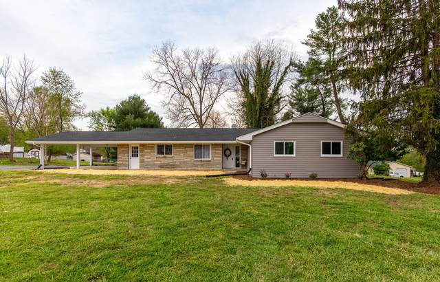 333 Ann Street, Bristol, TN 37620 (MLS #9921621) :: Conservus Real Estate Group
