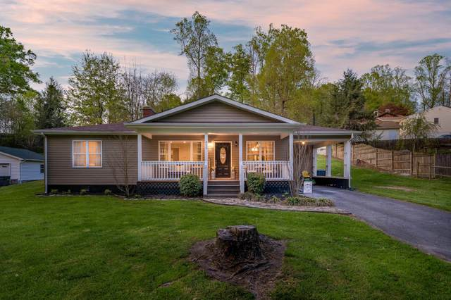 209 Forest Drive, Bristol, TN 37620 (MLS #9921685) :: Conservus Real Estate Group