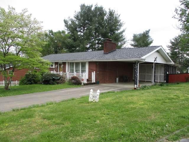 501 Hill Road, Kingsport, TN 37664 (MLS #9921711) :: Bridge Pointe Real Estate