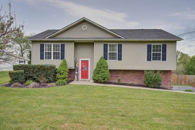 815 Liberty Church Road, Kingsport, TN 37663 (MLS #9921729) :: Highlands Realty, Inc.