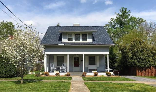 1021 Georgia Avenue, Bristol, TN 37620 (MLS #9921833) :: Red Door Agency, LLC