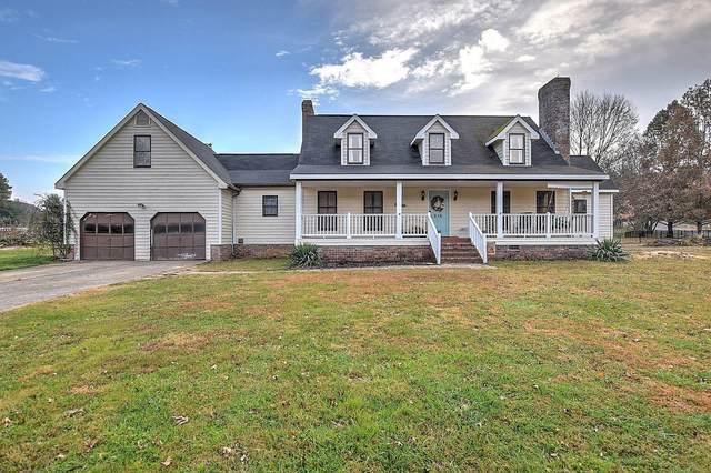 215 Sugarwood Drive, Kingsport, TN 37663 (MLS #9921843) :: Conservus Real Estate Group