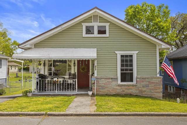 313 Chilhowie Avenue, Johnson City, TN 37604 (MLS #9921869) :: Bridge Pointe Real Estate