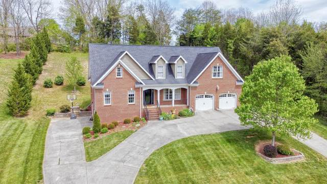 1221 Sussex Drive, Kingsport, TN 37660 (MLS #9921913) :: Conservus Real Estate Group