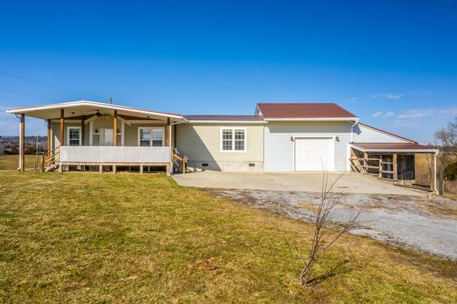 154 Robertson Creek Road, Bulls Gap, TN 37711 (MLS #9921942) :: Conservus Real Estate Group