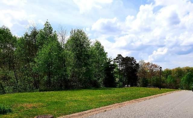 45 Fountain (Lot #1) Court, Johnson City, TN 37604 (MLS #9921994) :: Conservus Real Estate Group