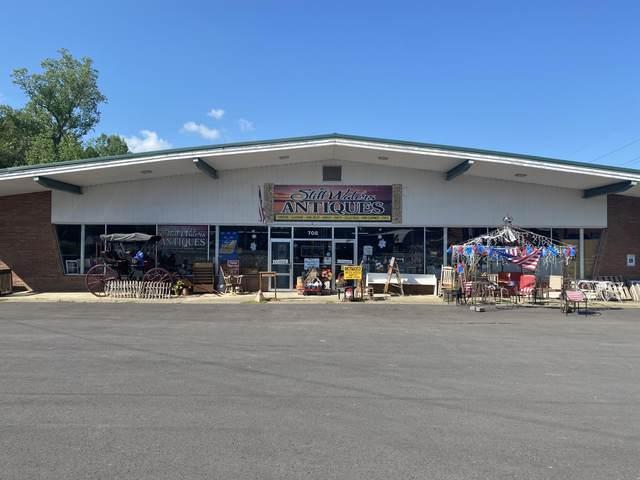 708 Church Street, Greeneville, TN 37745 (MLS #9922019) :: The Lusk Team