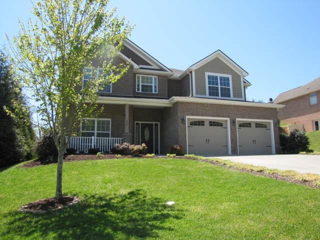 128 Warrior Falls Drive, Kingsport, TN 37664 (MLS #9922122) :: Red Door Agency, LLC
