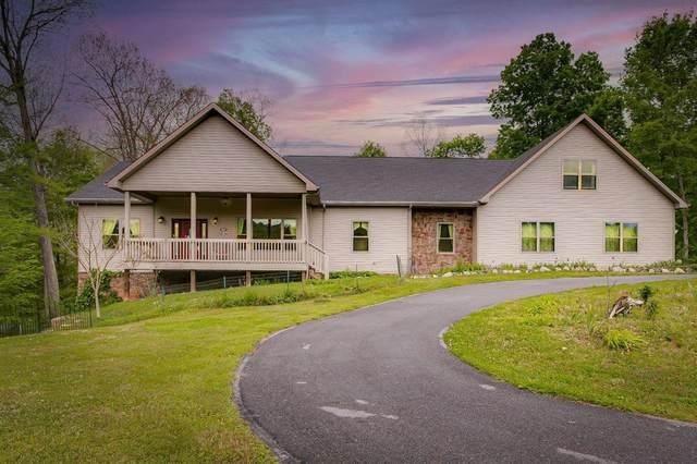 230 Harr Trail Road, Blountville, TN 37617 (MLS #9922129) :: Bridge Pointe Real Estate