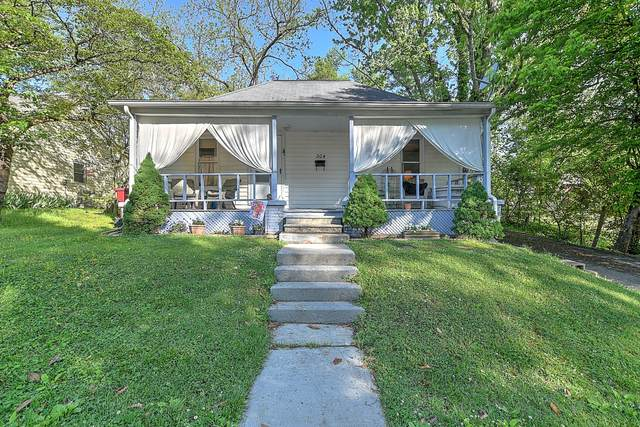 204 10th Avenue, Johnson City, TN 37604 (MLS #9922159) :: Conservus Real Estate Group