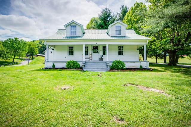 600 Marbleton Road, Unicoi, TN 37692 (MLS #9922181) :: Tim Stout Group Tri-Cities
