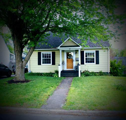 209 Carter, Bristol, VA 24201 (MLS #9922184) :: Red Door Agency, LLC