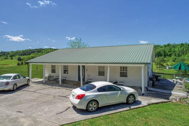 174 Grassy Valley Road, Whitesburg, TN 37891 (MLS #9922201) :: Highlands Realty, Inc.