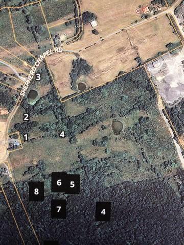 00 Shephards Chapel, Rogersville, TN 37857 (MLS #9922221) :: Red Door Agency, LLC