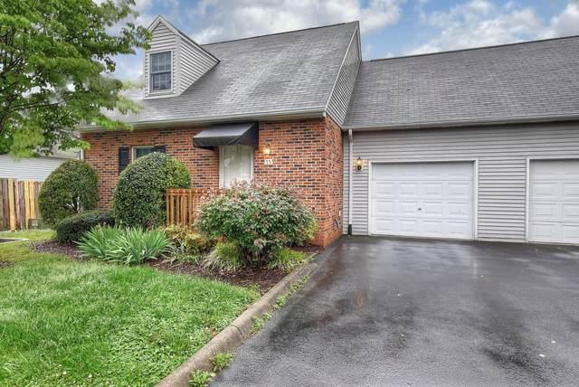 2700 Indian Ridge Road #33, Johnson City, TN 37604 (MLS #9922234) :: Red Door Agency, LLC