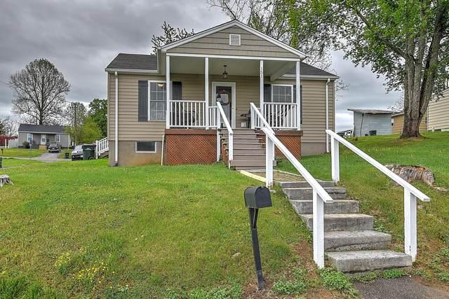119 Kingsolver Street, Bristol, VA 24201 (MLS #9922249) :: Red Door Agency, LLC