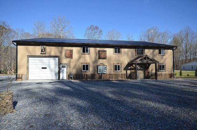 2353 Hwy 107, Unicoi, TN 37692 (MLS #9922266) :: Tim Stout Group Tri-Cities