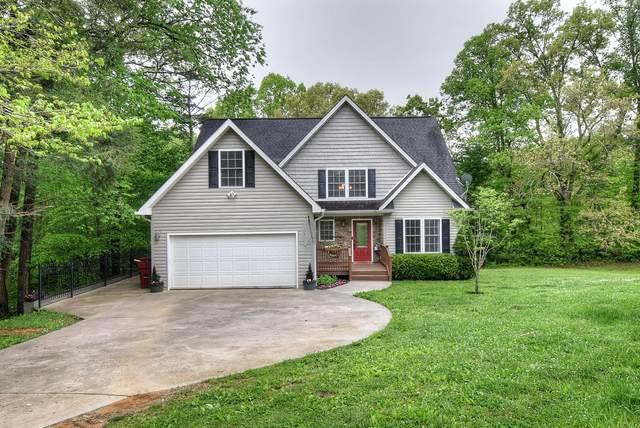1101 College Heights Drive, Johnson City, TN 37604 (MLS #9922313) :: Bridge Pointe Real Estate