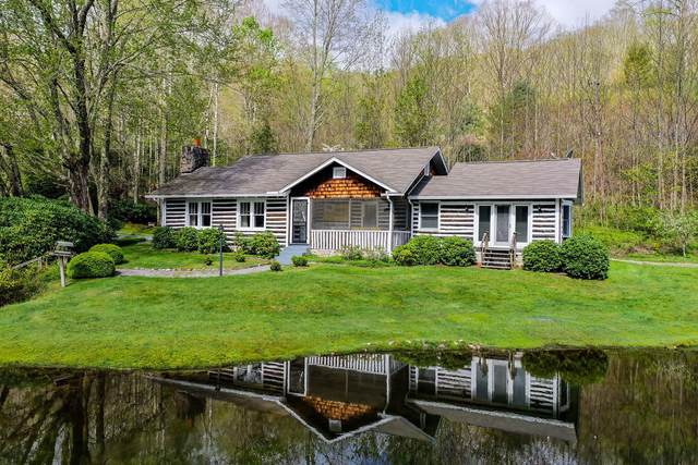 319 A E Miller Road, Roan Mountain, TN 37687 (MLS #9922319) :: Tim Stout Group Tri-Cities