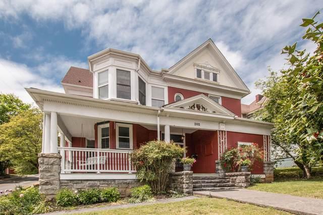 202 Johnson St Street, Bristol, VA 24201 (MLS #9922323) :: Highlands Realty, Inc.