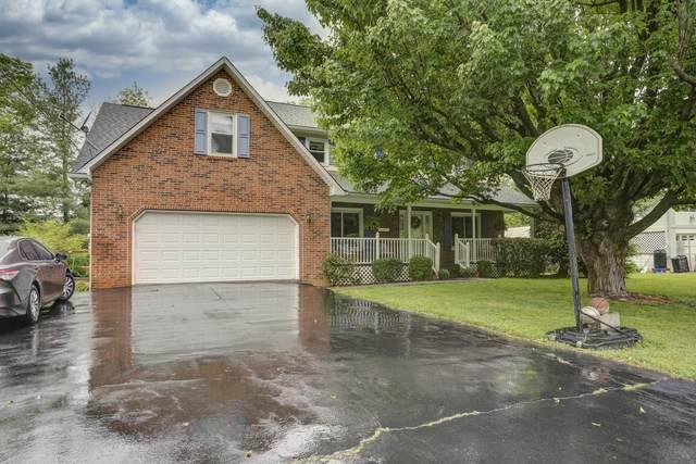 206 Shawnee Drive, Johnson City, TN 37604 (MLS #9922407) :: Red Door Agency, LLC