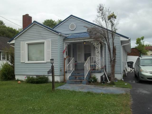 1428 Sycamore Street, Kingsport, TN 37664 (MLS #9922411) :: Red Door Agency, LLC
