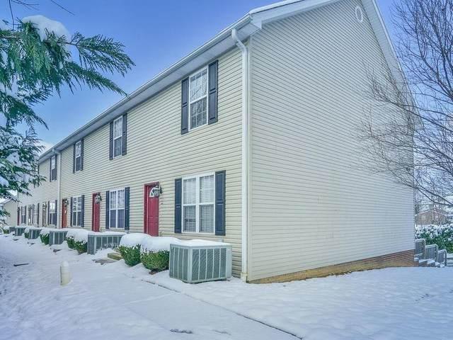 1113 High Street #102, Johnson City, TN 37604 (MLS #9922463) :: Red Door Agency, LLC
