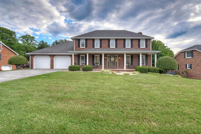 3320 Berkshire Circle, Johnson City, TN 37604 (MLS #9922496) :: Tim Stout Group Tri-Cities