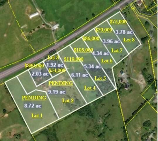 Tbd Highway 421, Bristol, TN 37620 (MLS #9922546) :: Tim Stout Group Tri-Cities