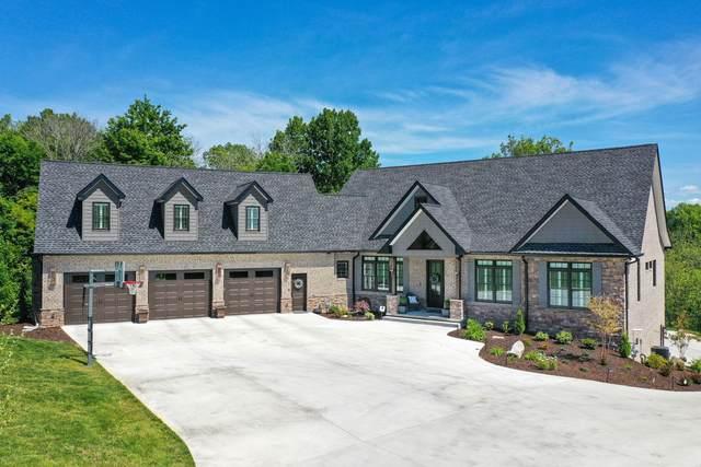 2 Thunder Bay Drive, Johnson City, TN 37615 (MLS #9922640) :: Conservus Real Estate Group