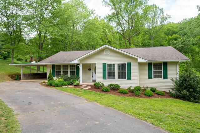 2313 Stuart Drive, Kingsport, TN 37664 (MLS #9922882) :: Red Door Agency, LLC