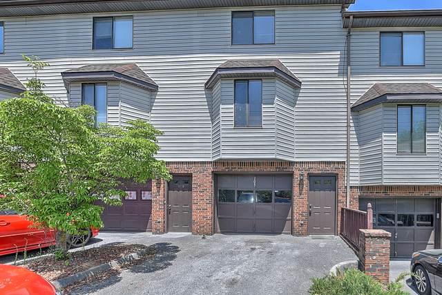 105 Autumn Creek Lane ., Johnson City, TN 37615 (MLS #9922883) :: Red Door Agency, LLC