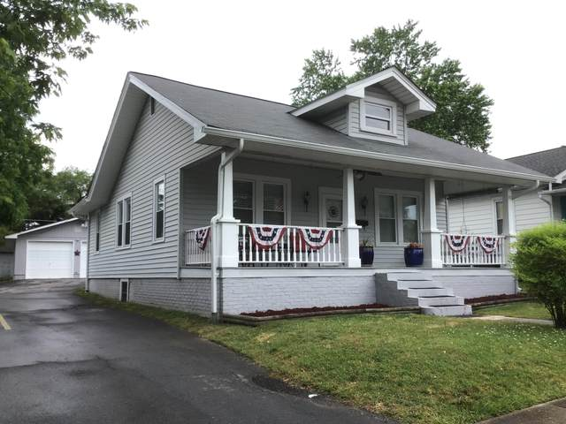 1245 Center Street, Kingsport, TN 37660 (MLS #9923313) :: Bridge Pointe Real Estate