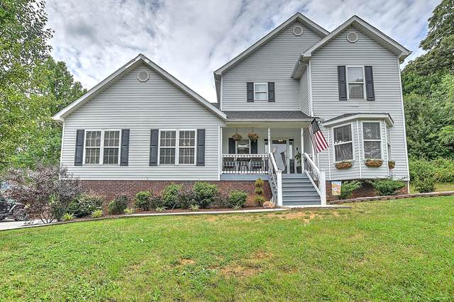 4414 Morning Star Court, Kingsport, TN 37664 (MLS #9923423) :: Highlands Realty, Inc.