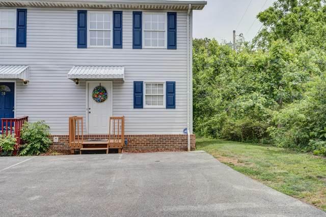 152 Gray Station Road #36, Gray, TN 37615 (MLS #9923448) :: Conservus Real Estate Group