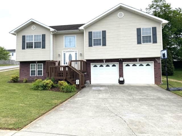 1101 Kennesaw Drive, Johnson City, TN 37615 (MLS #9923468) :: Bridge Pointe Real Estate