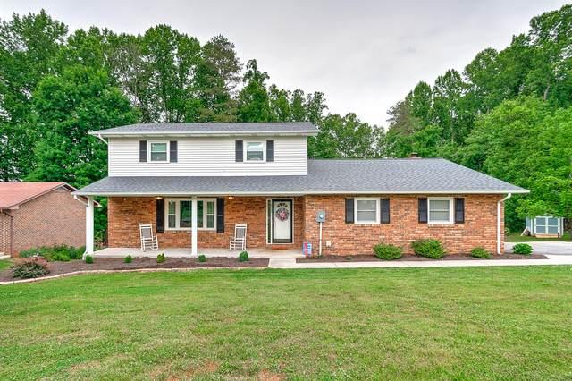111 Stanmoore Drive, Johnson City, TN 37601 (MLS #9923530) :: Conservus Real Estate Group