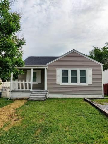 826 Taylor Street, Bristol, TN 37620 (MLS #9923551) :: Conservus Real Estate Group