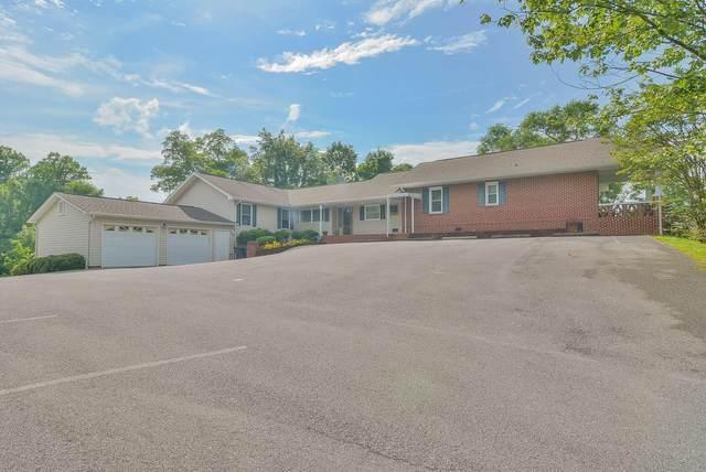 3713 Memorial Boulevard, Kingsport, TN 37664 (MLS #9923552) :: Red Door Agency, LLC