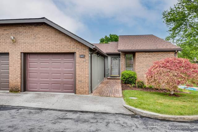 600 Fleetwood Drive Drive #401, Kingsport, TN 37660 (MLS #9923572) :: Bridge Pointe Real Estate