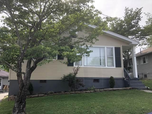 38 22nd Street, Bristol, TN 37620 (MLS #9923603) :: Red Door Agency, LLC