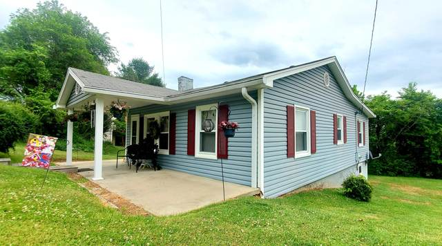 1052 Oak Dr Circle, Kingsport, TN 37665 (MLS #9923611) :: The Lusk Team