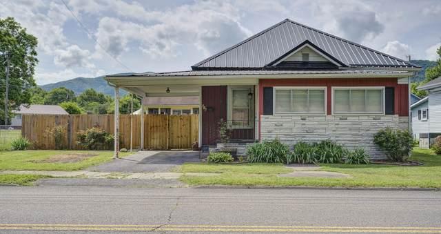 616 Carolina Avenue, Erwin, TN 37650 (MLS #9923613) :: The Lusk Team