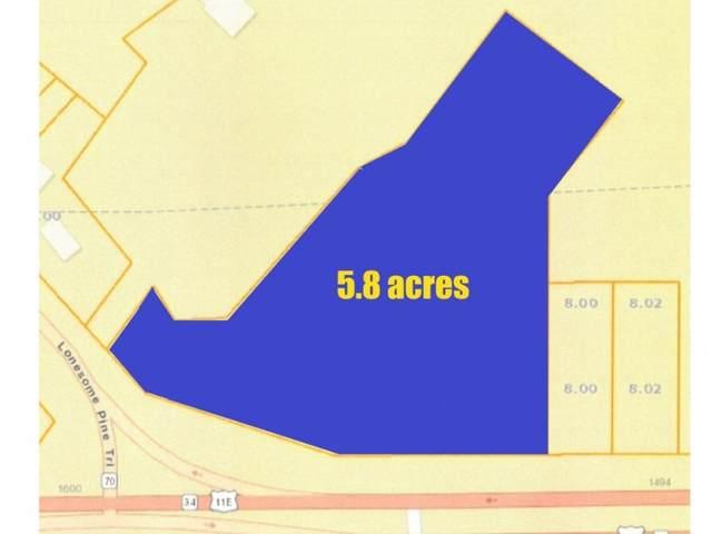 1530 Andrew Johnson Highway, Greeneville, TN 37745 (MLS #9923642) :: Red Door Agency, LLC